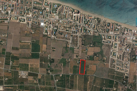 Photo Land / Ground in Sale in Denia, Area Marinas, Sector Bassetes-bovetes. Ref. 5-36-14356
